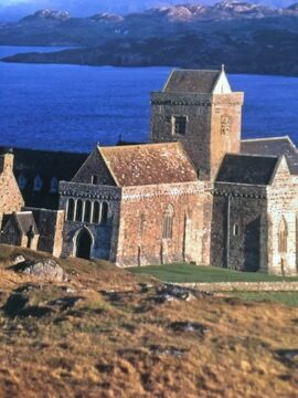 Picture of Iona Abbey